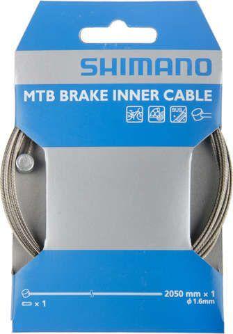 bremszug & hüllen/Bremsen: Shimano  Bremsinnenzug 16 x 2050 mm