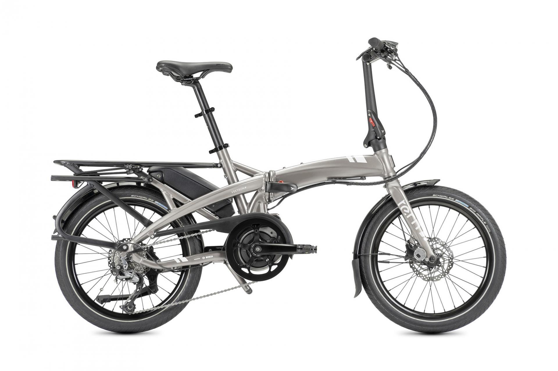 E-Bikes/Citybikes: Tern  Vektron Q9 9 Gang Kettenschaltung Unisex Faltrahmen Modell 2021 20 Zoll 40 cm